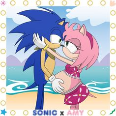 Sonic x Amy by xniclord789x on DeviantArt