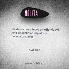 Felicidades! Gracias por compartir con nosotros. www.nolita.co