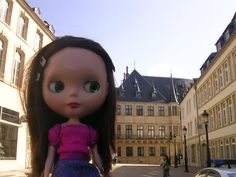 Luxembourg - Palais Grand Ducal - August 2008