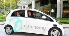Self-driving car startup Nutonomy to begin road tests in Boston (Techcrunch)