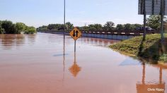 Record high Red River could shut down I-35 at Texas-Oklahoma bor - Fox4News.com | Dallas-Fort Worth News, Weather, Sports