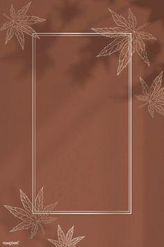 Gold Wallpaper Background, Leaf Background, Orange Background, Cute Wallpaper Backgrounds, Background Patterns, Wallpapers, Leaves Doodle, Foil Stamped Wedding Invitations, Blue Leaves