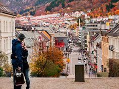 Bergen Magic by Nomadic Vision Photography, via Flickr