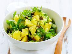 Good Food, Yummy Food, Tasty, Seaweed Salad, Potato Salad, Salads, Food And Drink, Menu, Cooking Recipes