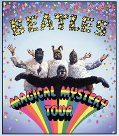 The Beatles: Magical Mystery Tour Album Cover Parodies. A list of all the groups that have released album covers that look like the The Beatles Magical Mystery Tour album. Beatles Album Covers, Music Albums, Beatles Songs, Original Beatles, Beatles Bible, Beatles Gifts, Beatles Party, Rock Music, Soundtrack
