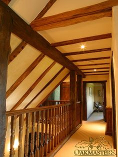 Spectacular posts, brackets and doorways - Oakmasters