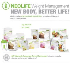 Looking for weight management program? How about NeoLife? Check it out:  neolifeclub.com/luana