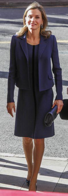 koningin letizia 24-11-2016