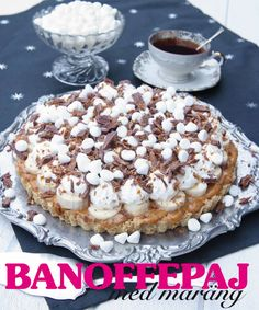 Hembakta polarkakor – Lindas Bakskola Cookie Cake Pie, Bakers Gonna Bake, Forbidden Fruit, Pie Dessert, Dessert Ideas, Pudding Desserts, Swedish Recipes, Recipes From Heaven, Tasty Dishes