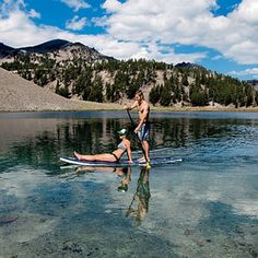 We couldn't be happier for one of our favorite destinations: Bend, Oregon was just named the best stand-up paddleboarding destination IN THE WORLD!