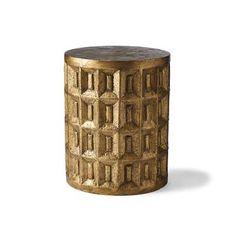 Inspired By Italian Architectural Mastery, The Pisa Garden Stool Adds  Cultured Refinement To Patio And