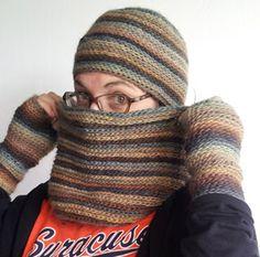 Coiled Cowl in Mochi Plus crochet hat, yarn hat, crochet cowlsneckwarm, glove, crochethat, crochet patterns
