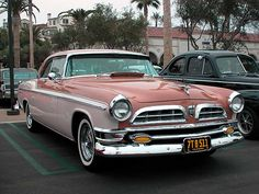 1955 Chrysler Maintenance/restoration of old/vintage vehicles: the material for new cogs/casters/gears/pads could be cast polyamide which I (Cast polyamide) can produce. My contact: tatjana.alic@windowslive.com