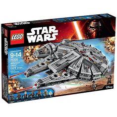LEGO Star Wars Millennium Falcon 75105 Star Wars Toy LEGO