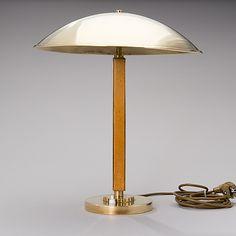 GUNILLA JUNG, PÖYTÄVALAISIN, malli 2004. Valmistaja Orno, 1930-luku. - Bukowskis Bude, Bukowski, Malta, Lightning, Modern Design, Table Lamp, Finland, Home Decor, Google