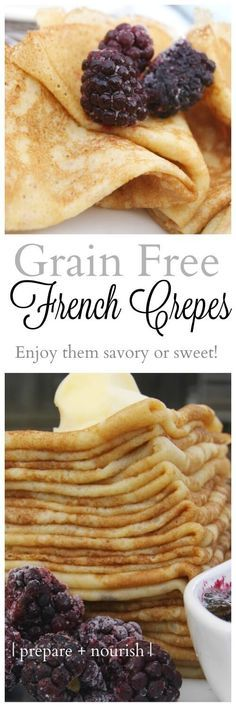 Grain-Free French Cr