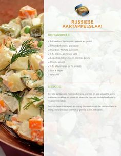 South African Recipes, Vegetable Recipes, Kos, Allrecipes, Food Print, Foodies, Side Dishes, Salads, Recipies