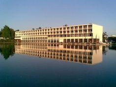Hotel Tapiola Garden, Aarne Ervi 1974