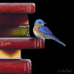 paintings of reading a book - Bing images