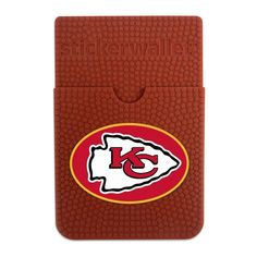 Kansas City Chiefs ID Wallet for Cell Phone