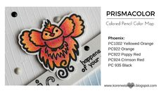 Koren Wiskman, Prismacolor Pencils, color map, Sweet Stamp Shop, Grand Wizard