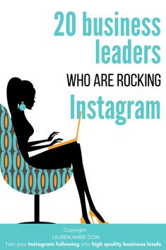 Need inspiration of what to do with your Instagram feed? The Instagram accounts of these 20 successful coaches and entrepreneurs will give you plenty of ideas, instagram, marketing, content, coaches, entrepreneurs, ideas, inspiration