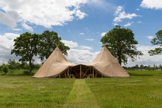 Two Giant Tipis are perfect for small parties and can accommodate up to 120 seated guests and 150 standing. With our Extension Kit, you can add 28% extra space to your tipi party, which can be used for extra seating, a bar or a stage area.   For more information and see lay-out examples, visit our website  #Tipi #GiantTipi #GiantTipis #NordicTipis #NordicTipi #OutdoorsWedding #TipiWedding Tipi Wedding, Extra Seating, Be Perfect, Outdoor Gear, Tent, Stage, Parties, Layout, Bar