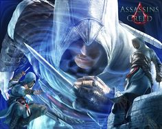 Wallpaper for Desktop: assassins creed