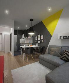 Loft-Stil Wohnung Wohnung im iLoft-Stil Source by samoreals The post Loft-Stil Wohnung appeared first on My Art My Home.