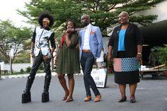 The judges arrival on Day 1 of the auditions Judges, Random Pictures, Africa, Black, Black People