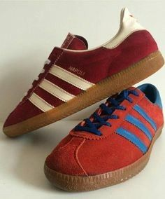 new style 6a854 1402c Adidas Napoli made in Japan and the original Rouge which were made in  Austria