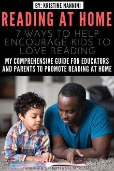 Are you a teacher or parent looking to encourage your student or child to LOVE reading? This blog post culls all my experience as a teacher and mom and provides you with some REAL no-nonsense advice that works. The tips and strategies I share are geared toward children in first, second, third, fourth, fifth, and sixth grade. However, there's no reason these principals can't apply to readers of all ages. 4th Grade Classroom, Middle School Classroom, Reading At Home, Love Reading, Special Education Teacher, My Teacher, Elementary Teacher, Upper Elementary, Reading Stamina