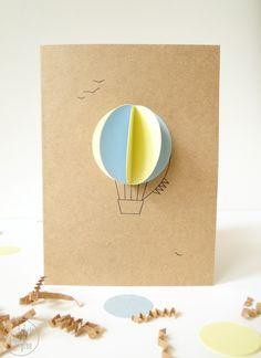 Fabric Paper Glue | DIY Hot Air Balloon Baby Shower Invitations Tutorial
