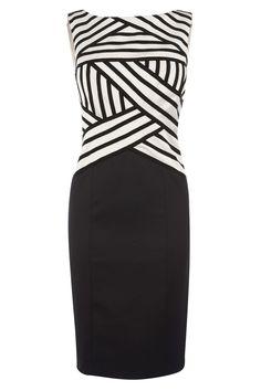 Coast Jazz duchess satin dress Black www.houseoffraser.co.uk
