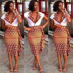 Hottest Shweshwe Dresses 2019 for Ladies; Recent Super Stylish & Lovely Shweshwe Dresses Ankara Styles For Women, Ankara Dress Styles, African Print Dresses, African Fashion Dresses, African Dress, Ankara Fashion, African Prints, African Attire, African Wear