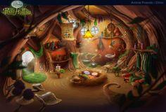 pixie-hollow ~Elixa's Workshop~