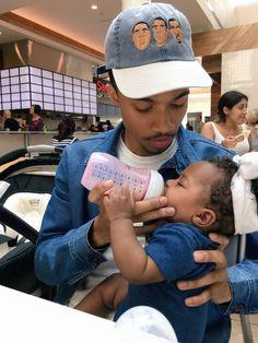"blacpuertorico: ""Black dads matter  """