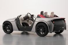 2013 Toyota Camatte 57s Concept chassis view