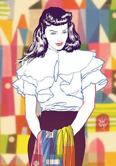 Mary Blair by Michael Netzer