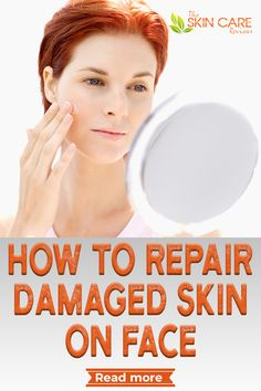 How to recognize the signs of a damaged moisture barrier and its symptoms as well as how to repair damaged skin barrier. Read more about damaged skin at theskincarereviews.com. #skinbarrier #damagedskin Facial For Dry Skin, Dry Skin Remedies, Clear Skin Tips, Sensitive Skin Care, Signs, Healthy Skin, Makeup, Face, Blog