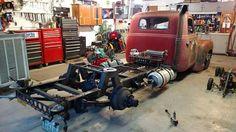 Advanced Design big bolt pickup custom