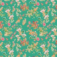 Cottagey Posy from Priory Square by Katy Jones, Art Gallery Fabrics