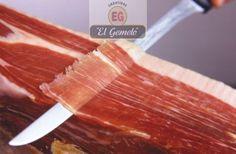 Como cortar un jamón El Gemelo http://www.jamoneselgemelo.com/es/contenido/?iddoc=314