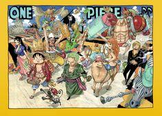 Poster Air One Piece Luffy Zoro Japan Anime Room Club Wall Cloth Print 33 Anime One Piece, Read One Piece Manga, One Piece Chapter, One Piece Luffy, Manga To Read, One Piece Figure, Manga Art, Anime Manga, One Piece Manga