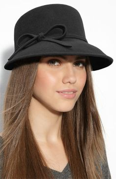 Eric Javits  Bow  Rabbit Hair Felt Hat  f91b45214ed5