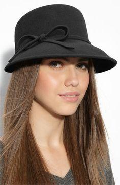 Eric Javits  Bow  Rabbit Hair Felt Hat  b7cb6b62d60a