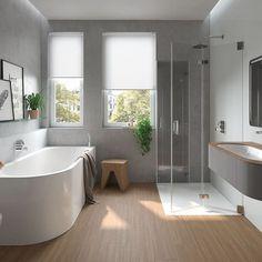 Awesome 50 Modern Master Bathroom Renovation Ideas https://modernhousemagz.com/50-modern-master-bathroom-renovation-ideas/