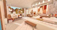 Simple Bedroom Design, Unique House Design, Girl Bedroom Designs, Home Building Design, Home Design Plans, Building A House, House Layout Plans, House Layouts, Bedroom House Plans