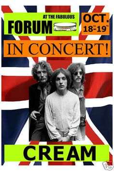 Classic-Rock-Eric-Clapton-with-Cream-at-the-Forum-in-L-A-Concert-Poster-1968