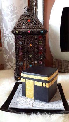 Kaaba cake par Sweetly Cakes